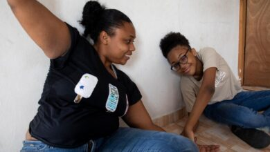 Programa de danza ayuda a adolescente venezolana a establecerse en Panamá