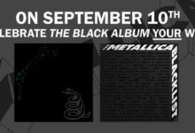 El álbum negro Metallica