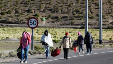 UE destina 200 mil euros para migrantes venezolanos en Chile