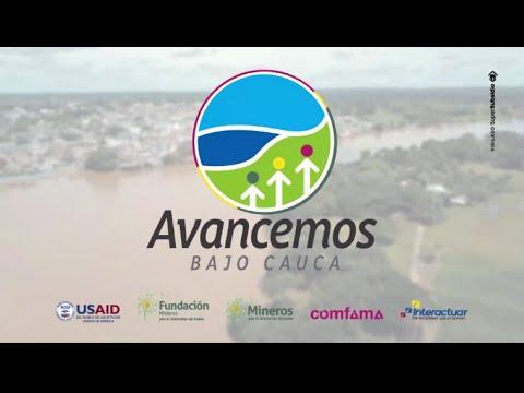 """""""Avancemos Bajo Cauca"""" la iniciativa que aspira ha transformar el Cauca colombiano"""