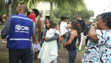 Brasil aumentan refugiados por crisis venezolana