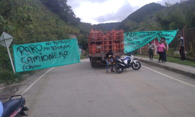 Bloqueos de carreteras impulsan inflación en Colombia que en mayo fue del 1 %
