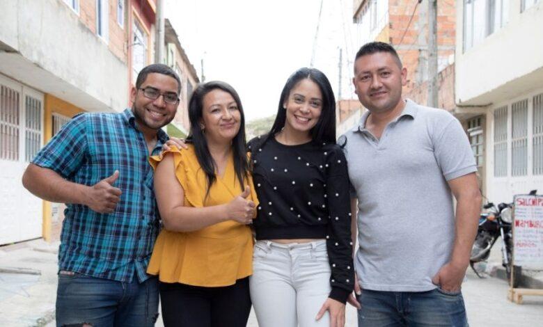 Yenifer la venezolana líder social en Soacha