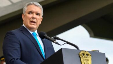Duque pide a EEUU declarara Venezuela promotor de terrorismo