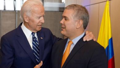 Duque y Biden
