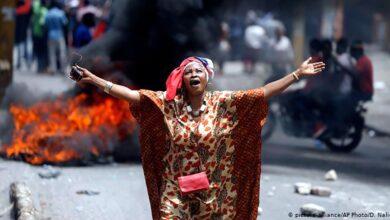 La ONU estima mil desplazados por la violencia en Haití