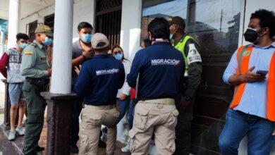 Cierran por 10 días hostal para migrantes en Cartagena