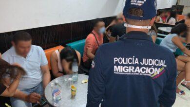 Migracion Colombia rescata