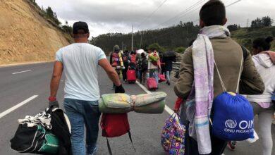 Migrantes Ecuador