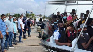 Migración Colombia instala oficina permanente en Necoclí