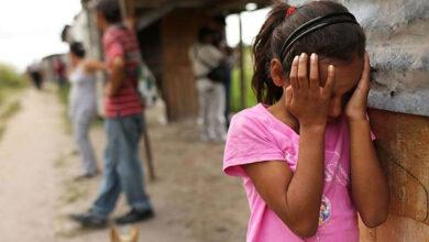 niñas y migrantes venezolanas migrantes