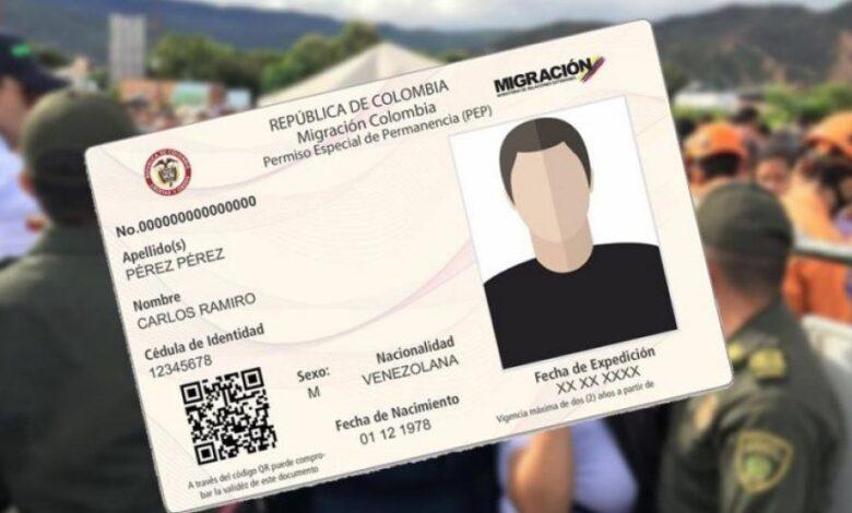 Migrantes con PEP falso pueden acogerse al ETP con pruebas sumarias