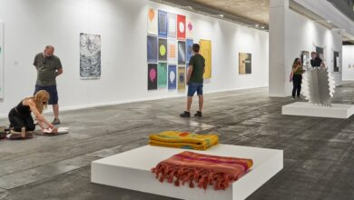 Madrid y el arte colombiano