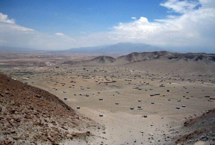 venezolanos perdidos en desierto en Perú