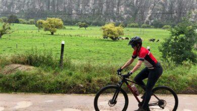 Tursimo de bicicleta Colombia