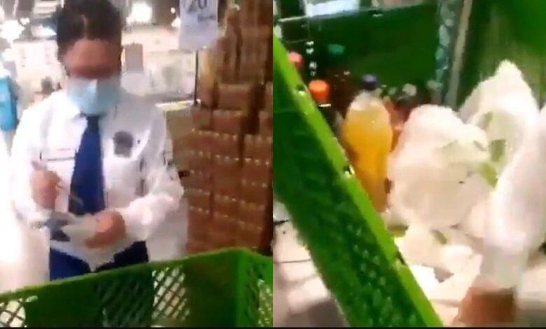 Venezolanos denuncian caso de xenofobia ocurrido en supermercado de Bogotá