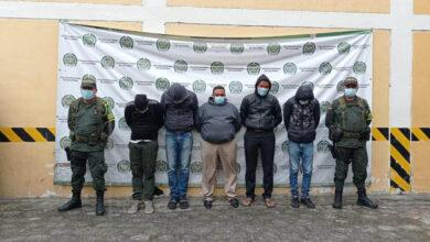 capturan a 5 por tráfico de migrantes
