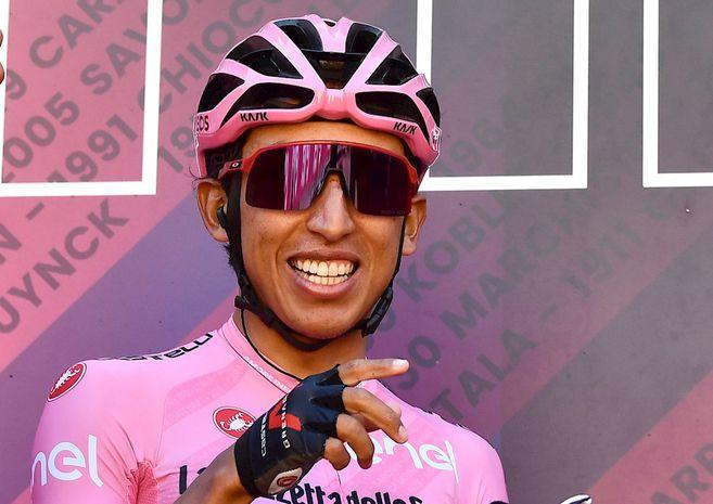 Egan Bernal gana el Giro antes de los 25 años
