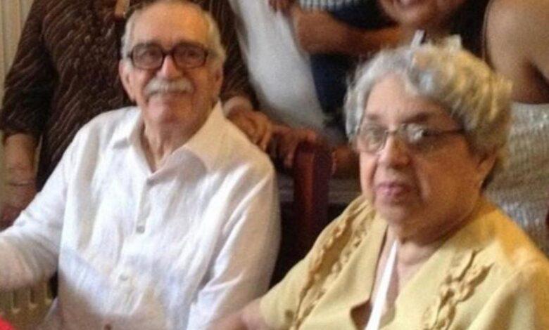 Muere Margarita García Márquez