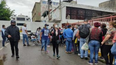 Venezolanos cruzaron hacia Colombia para segunda dosis de vacuna contra el Covid