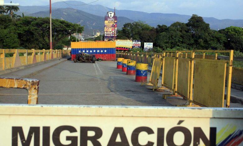 Frontera cucuta