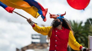Bogotá celebra 483 años