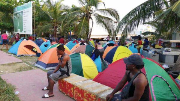 crisis humanitaria migrantes Neclocí