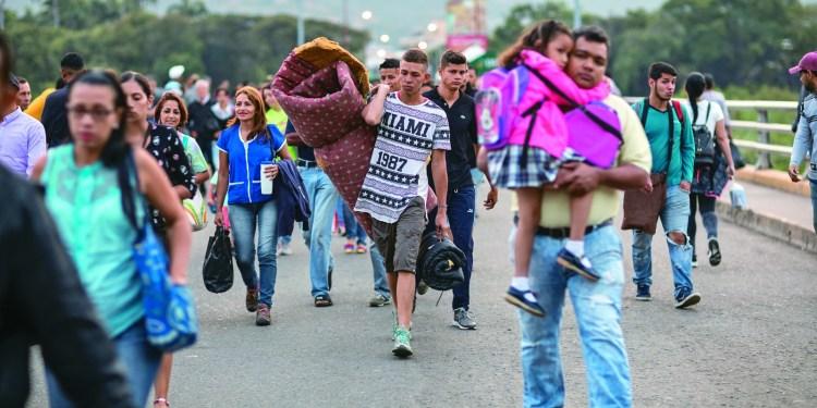 Iglesia colombiana pide promover acceso al agua y saneamiento para migrantes venezolanos