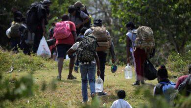Panamá y Colombia migrantes