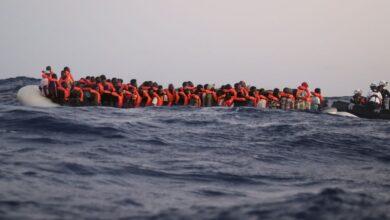 migrantes mueren ahogados
