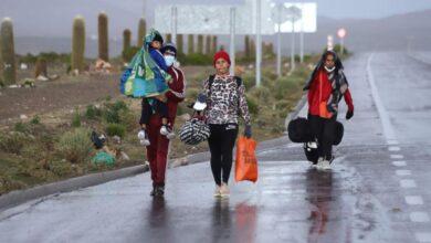 Migrantes Chile