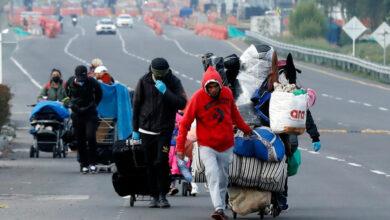 Reubican en albergues a familias migrantes venezolanas que vivían en la calle