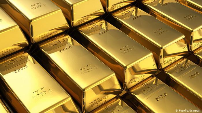 Custodia de Oro