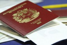 Detenidos pasaportes falsos Venezuela