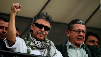 Justicia colombiana avala extradición a EE.UU. de alias Jesús Santrich